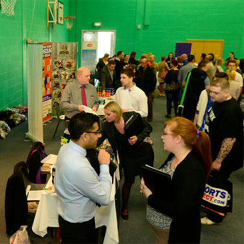 Princes Gate Employment Event